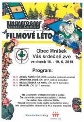Filmové léto-2018 Mníšek