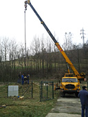 Oprava vody 2012